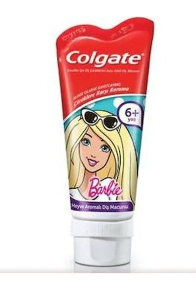 Colgate Barbie Çocuk Diş Macunu 75 ml
