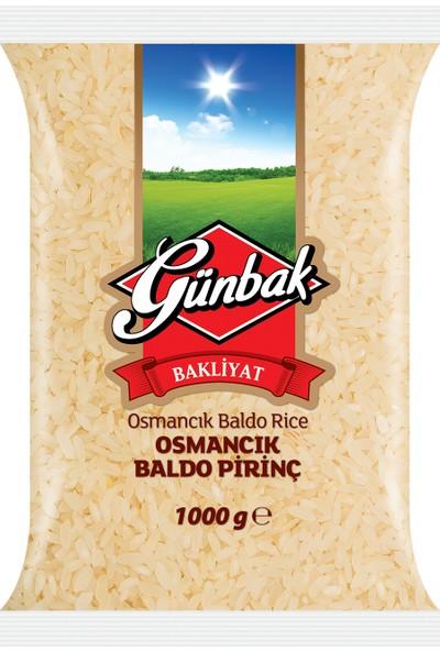 Günbak Osmancık Pirinç 1 kg
