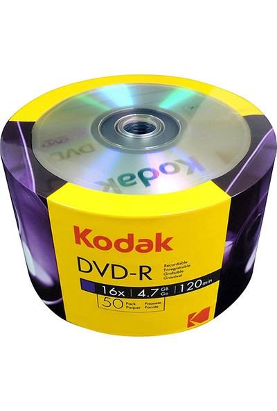 Kodak DVD DVD-R 16x 4.7GB 50'li