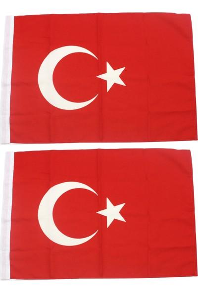 Transformacion 712279 Bez Türk Bayrağı 40 x 60 cm 2'li
