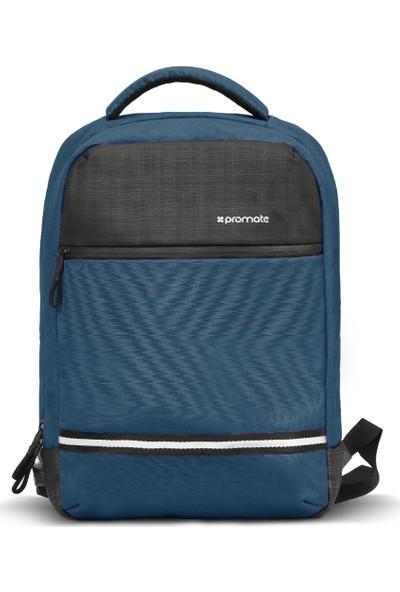 Promate Explorer-Bp Notebook Laptop Sırt Çantası Gizli Cepli 13 inç