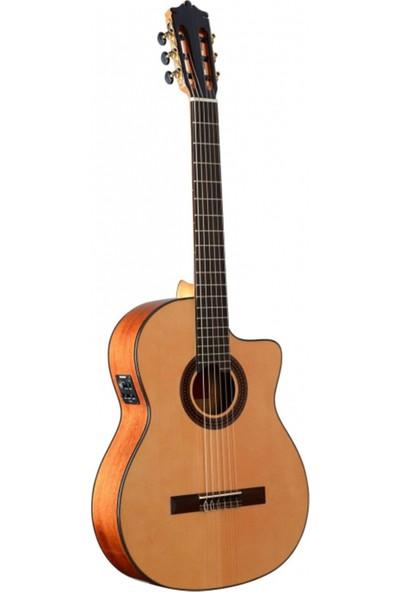 Martınez MCG-48C Cet Preliminary Serisi Ince Gövdeli Elektro Klasik Gitar