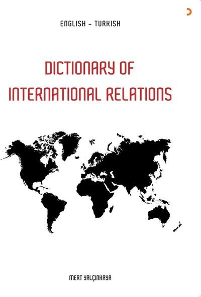 Dictionary Of International Relatıons - Mert Yalçınkaya