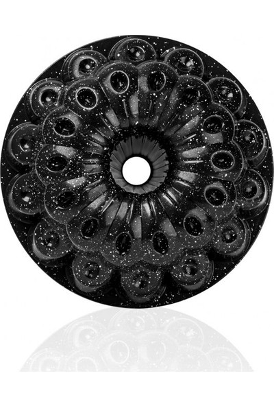 Taç Özlem Döküm Kek Kalıbı Siyah - TAC-6548