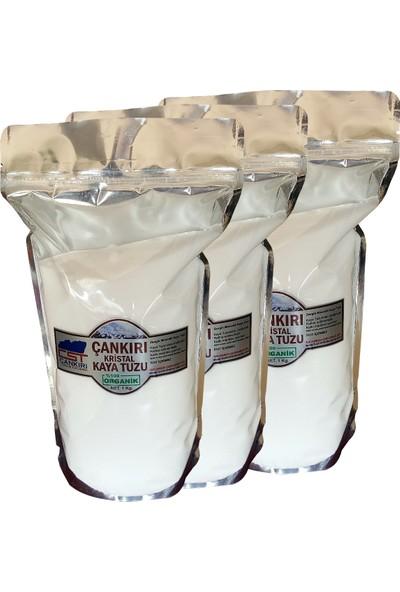 Baled Çankırı Kristal Kaya Tuzu 3 kg