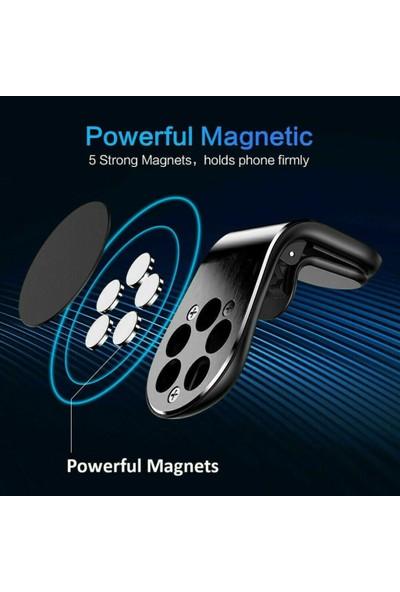 Pst Manyetik Mıknatıslı Araç Telefon Tutucu