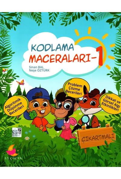 Ay Çocuk Yayınları 1. Sınıf Kodlama Maceraları 1