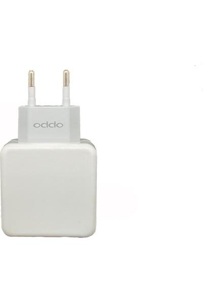 Oppo Super Vooc Şarj Cihazı R15 Adaptör + DL129 Type-C Kablo