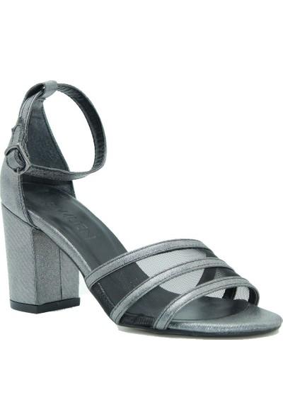 Samuen 76 Samuen Kadın Topuklu Ayakkabı