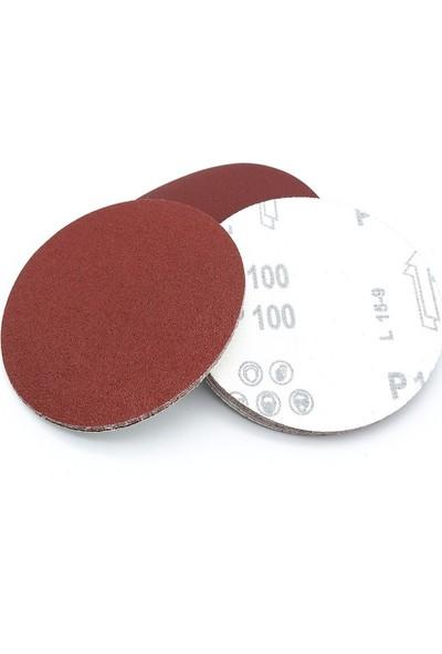 Ugr Yedek Cırt Zımpara 115 mm 60 Kum 10'lu