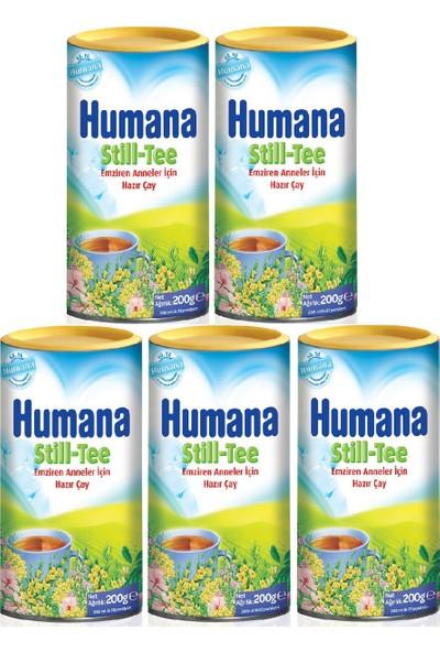 Humana Still - Tee Emziren Anneler İçin Bitki Çayı 200 gr - 5 Adet