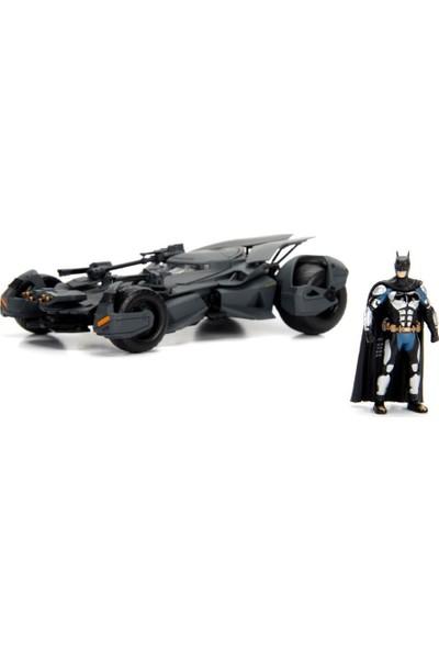 Jada Batman Justice League Batmobil 1:24