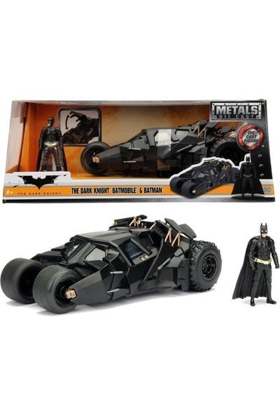 Jada Batman The Dark Knight Batmobil 1:24