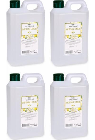 Torku Limon Kolonyası 80 Derece 1 lt 4'lü