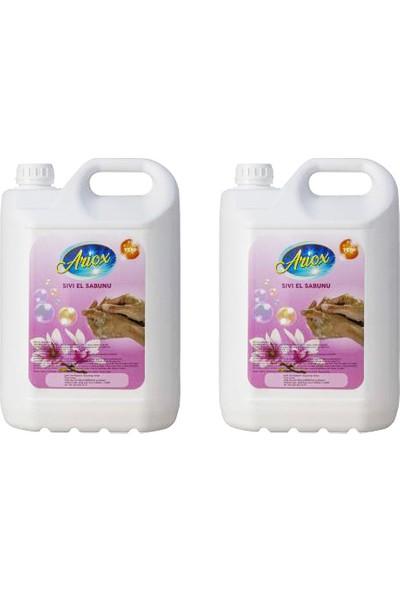Ariox Lavanta Kokulu Çiftli Sıvı El Sabunu 2 x 5 kg