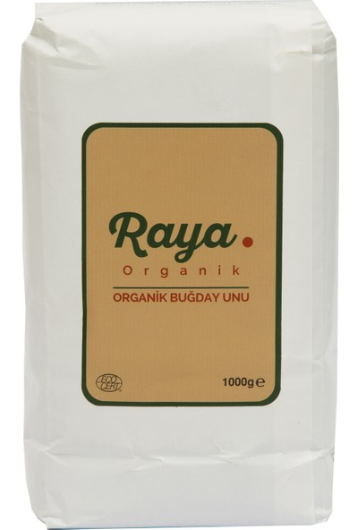 Raya Organik Buğday Unu 1 kg