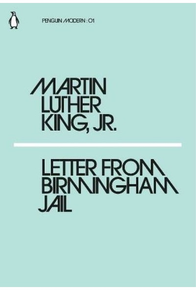 Letter From Birmingham Jail - Martin Luther King