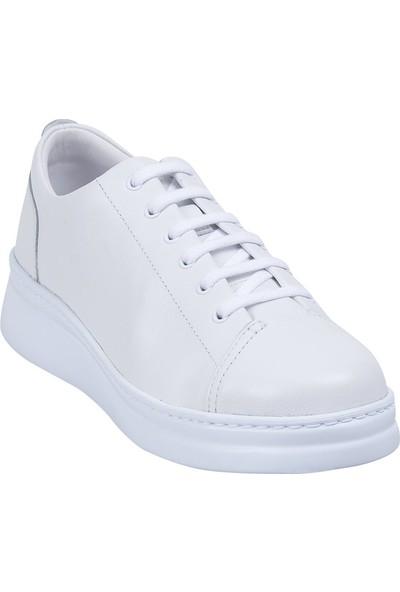 Camper K200508 Erkek Spor Ayakkabı Beyaz