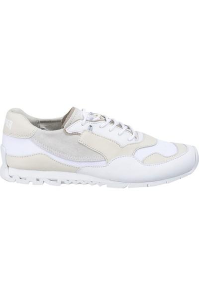 Camper K200836 Erkek Spor Ayakkabı Beyaz