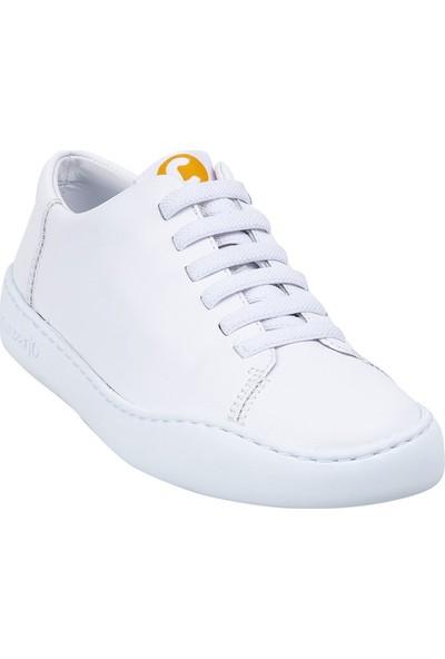 Camper K200877 Erkek Spor Ayakkabı Beyaz