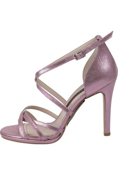 Marcamiss 7326 Kadın Klasik Ayakkabı Pembe