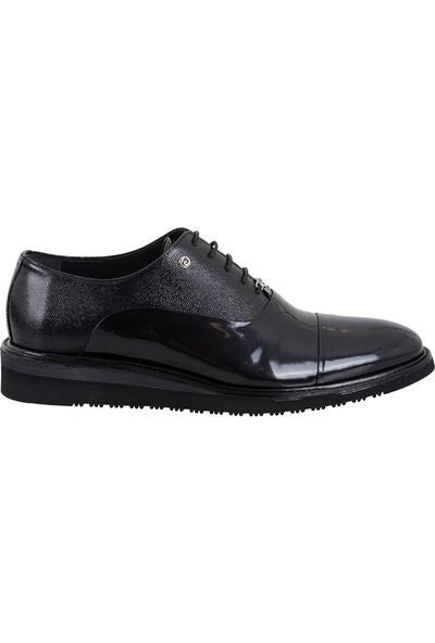 Pierre Cardin 1163402 Erkek Casual Ayakkabı Siyah Rugan