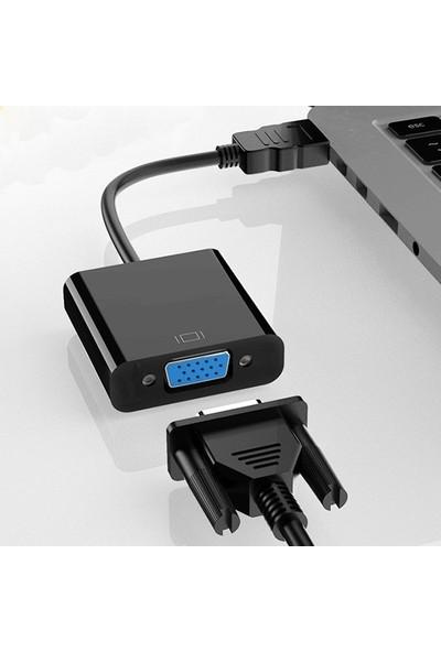 Ally Convert HD4 K To VGA HD Çıkışlı Çevirici Adeptör AL-31914