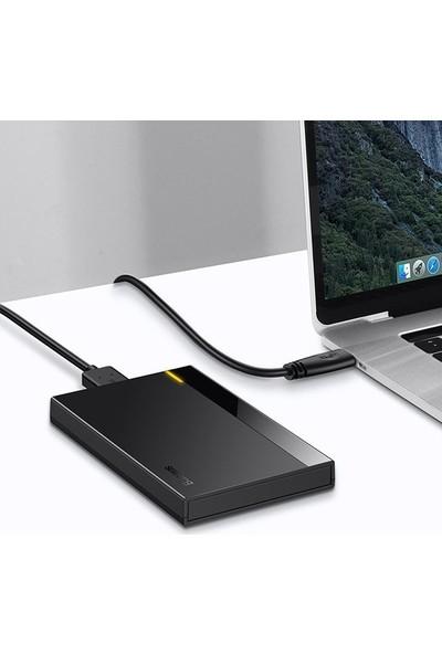 """Baseus Full Speed Series 2.5"""" HDD Enclosure(Micro USB) Harddisk Kutusu"""