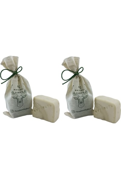 F. Ç. Naturel Sabunlar Keçi Sütü Sabunu 2 Adet 125 gr