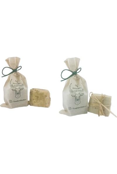F. Ç. Naturel Sabunlar Isırgan Sabunu ve Papatya Sabunu 2'li Paket