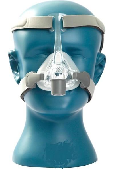 Bmc N4 Nazal Maske Cpap Bpap Maskesi L - Kafa Bandı Dahil