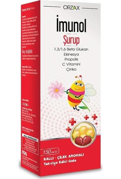 Orzax Imunol Şurup (150 Ml)