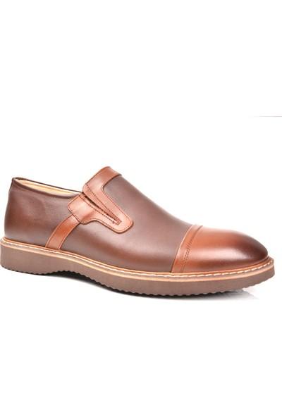 White World 1923 Deri Kahve Günlük Erkek Ayakkabı
