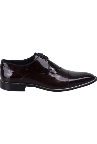Bay 3670 Erkek Klasik Ayakkabı Bordo