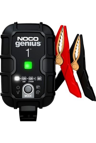 Noco Genius1 6V/12V 30A Akıllı Akü Şarj Ve Akü Bakım/Desülfatör