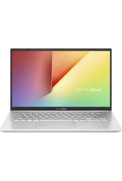 "Asus VivoBook S412FJ-EK235T Intel Core i5 8265U 8GB 256GB SSD MX230 Windows 10 Home 14"" FHD Taşınabilir Bilgisayar"