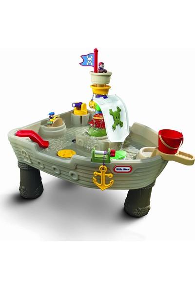 Little Tikes Korsan Gemi Su Oyunu Masası