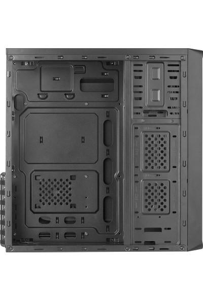 Power Boost VK-1626 350W USB 3.0 ATX Shiny Piano Siyah Bilgisayar Kasası (JBST-VK1626)