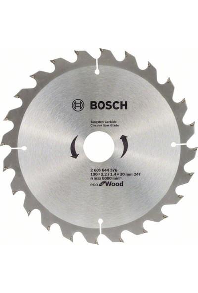 Bosch Eco For Wood Daire Testere Bıçağı 24 Diş