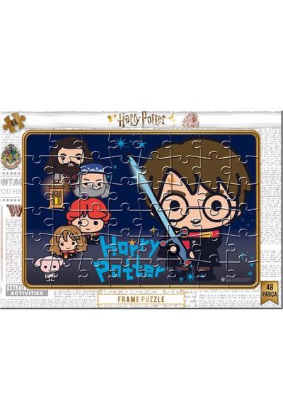 Mabbels Harry Potter 48 Parça Frame Puzzle