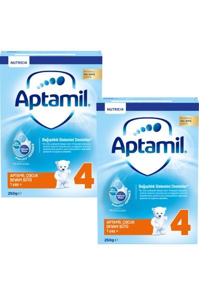 Aptamil 4 Devam Sütü 250 gr 2'li