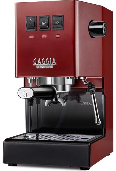 Gaggia RI9480/12 New Classic Pro 2019 Espresso Makinesi - Kırmızı