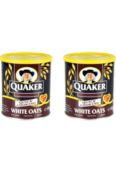 Quaker Yulaf Ezmesi 500 gr x 2'li