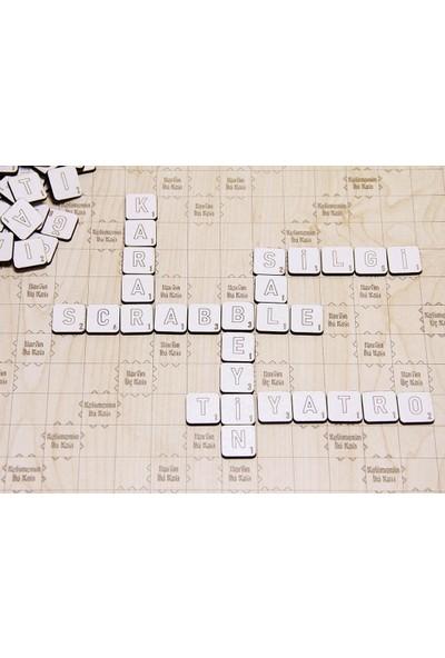 Tasarım Şeker Kelime Üretme Oyunu Kelime Avı