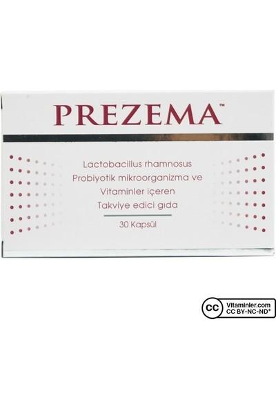 Imuneks Prezema 30 Kapsül