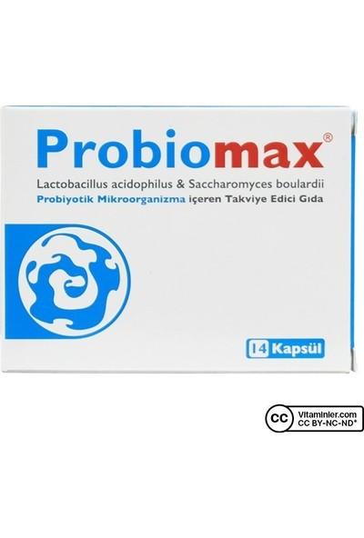 Imuneks Probiomax 14 Kapsül