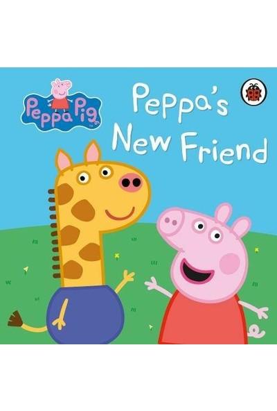 Peppa Pig: Peppa's New Friend - Peppa Pig