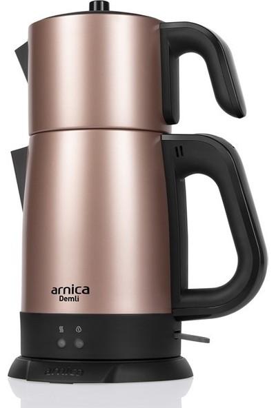 Arnica Demli Rose IH33151 1800 W Çelik Çay Makinesi