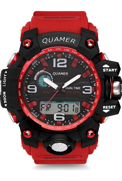 Quamer QMR0038 Erkek Kol Saati
