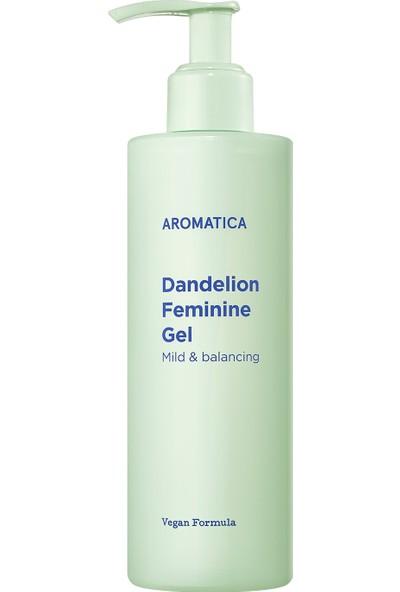 Aromatica Dandelion Feminine Gel - Karahindiba Ekstreli Genital Temizleyici Jel